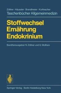 Stoffwechsel Ernährung Endokrinium