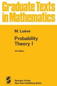 Probability Theory I
