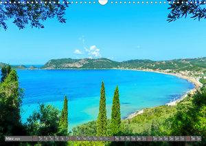 Korfu, Perle im Ionischen Meer (Wandkalender 2020 DIN A3 quer)