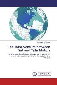 The Joint Venture between Fiat and Tata Motors