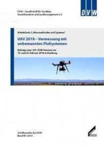 UAV 2018 - Vermessung mit unbemannten Flugsystemen
