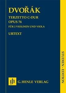 Terzetto C-dur Opus 74 für zwei Violinen und Viola SE
