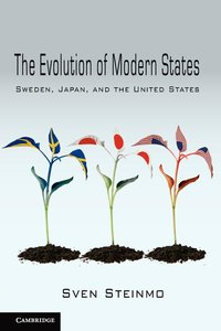 The Evolution of Modern States: Sweden, Japan, and the United St