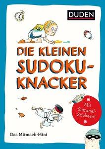 Duden Minis (Band 30) - Die kleinen Sudokuknacker / VE3