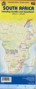 South Africa 1 : 1 500 000
