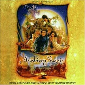 Arabian Nights-Abenteuer aus