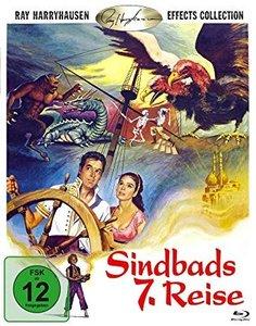 Sindbads 7. Reise, 1 Blu-ray