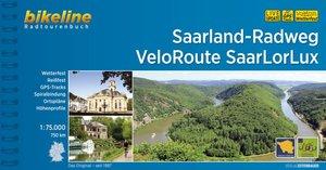 Saarland-Radweg . VeloRoute SaarLorLux