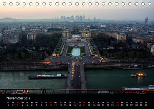Städte am Wasser (Tischkalender 2019 DIN A5 quer)