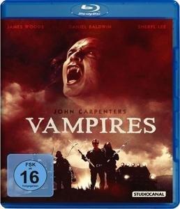 John Carpenters Vampire/Uncut/Blu-ray