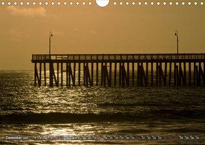 KALIFORNIEN Küstenimpressionen (Wandkalender 2020 DIN A4 quer)
