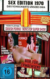 Sex Edition 1970 - Danish Porno - Non Stop Super Show