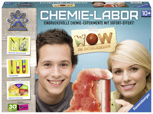 ScienceX WOW Chemie-Labor