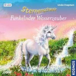 Sternenschweif 39: Funkelnder Wasserzauber (Audio-CD)