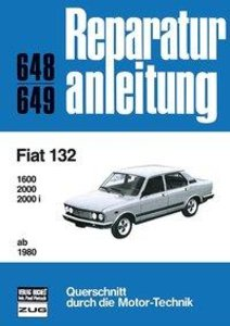 Fiat 132 ab 1980