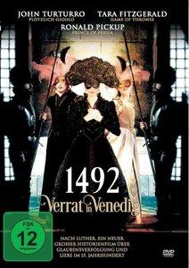 1492 - Verrat In Venedig, 1 DVD