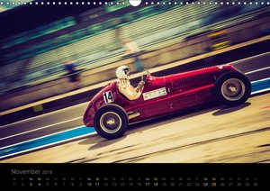 Classic Maserati Racing