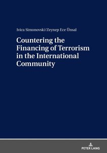 Countering the Financing of Terrorism in the International Commu