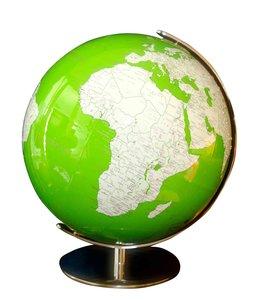 723485 ArtLine Globus ohne Swarovski, grün