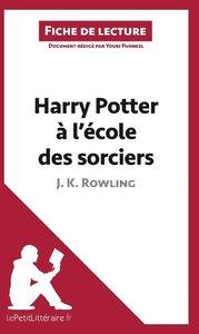 Harry Potter à l'école des sorciers de J. K. Rowling (Fiche de l