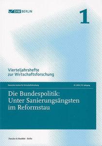 Vierteljahrshefte zur Wirtschaftsforschung 2010/1