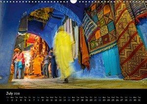 Impressions of Morocco 2018 (Wall Calendar 2018 DIN A3 Landscape