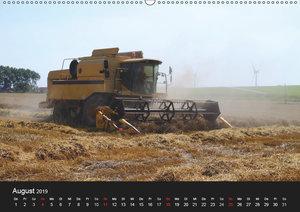 Trecker & Co. bei der Arbeit - Landwirtschaft in Ostfriesland (W