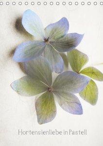 Hortensienliebe in Pastell