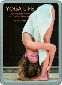 Yoga Life 20 Postkarten