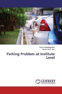 Parking Problem at Institute Level