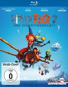 Ritter Rost 2 - Das Schrottkomplott