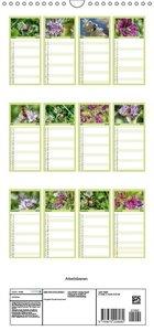 Arbeitsbienen - Familienplaner hoch (Wandkalender 2019 , 21 cm x