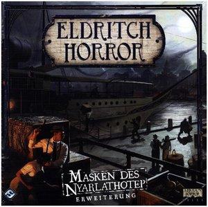 Arkham Horror - Eldritch Horror, Masken des Nyarlathotep (Spiel-