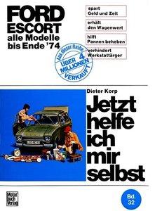 Ford Erscort alle Modelle bis Ende 1974