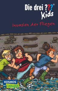 Die drei ??? Kids: Invasion der Fliegen (drei Fragezeichen)