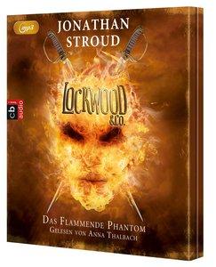 Lockwood & Co.(4/MP3)-Das Flammende Phantom