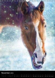 Mystische Pferde