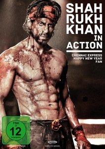 Shah Rukh Khan in Action