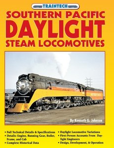 Southern Pacific Daylight Steam Locomotive (Traintech)