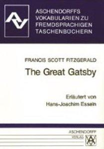 The Great Gatsby. Vokabularien