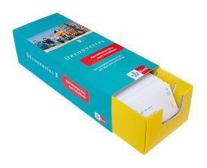 Découvertes 3. Vokabel-Lernbox zum Schülerbuch