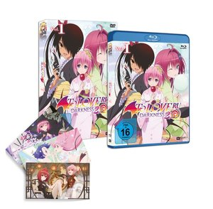 To Love Ru - Darkness 2nd - DVD 1