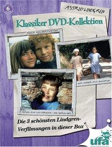 Astrid Lindgren DVD-Box