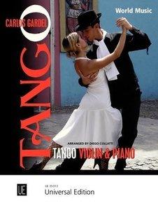 Tango, für Violine und Klavier