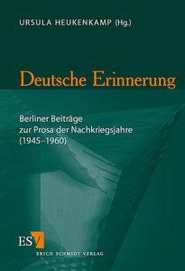 Deutsche Erinnerung