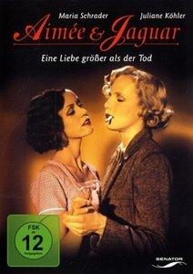 Aimee & Jaguar, 1 DVD