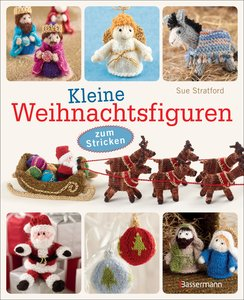 Kleine Weihnachtsfiguren