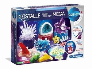 Galileo - Kristalle selbst züchten /Mega