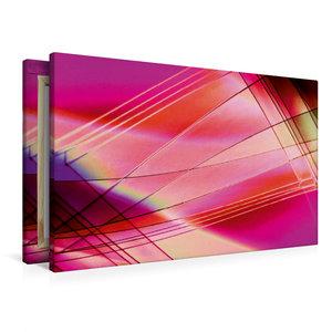 Premium Textil-Leinwand 90 cm x 60 cm quer Gediegen