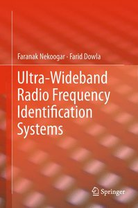 Ultra-Wideband Radio Frequency Identification Systems